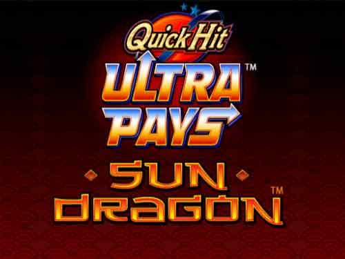 Quick Hit Ultra Pays Sun Dragon logo