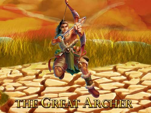 The Great Archer logo