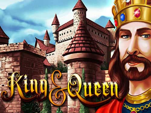 King & Queen background logo