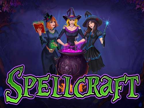 SpellCraft background logo