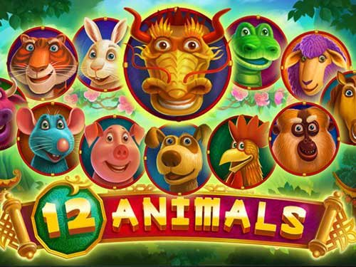 12 Animals logo