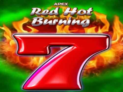 Red Hot Burning logo