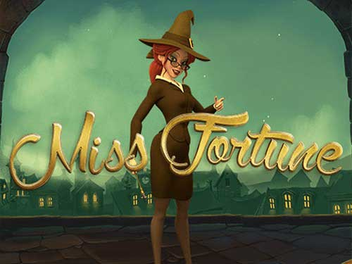 Miss Fortune background logo