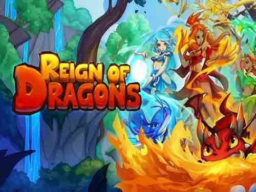 Reign Of Dragons logo