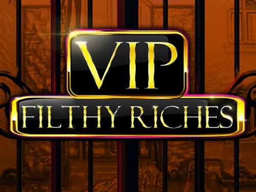VIP Filthy Riches background logo