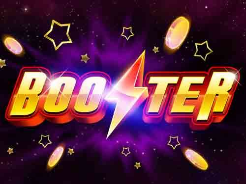 Booster background logo