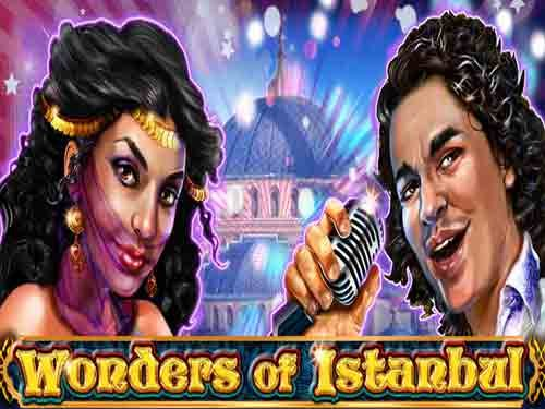 Wonders Of Istanbul background logo