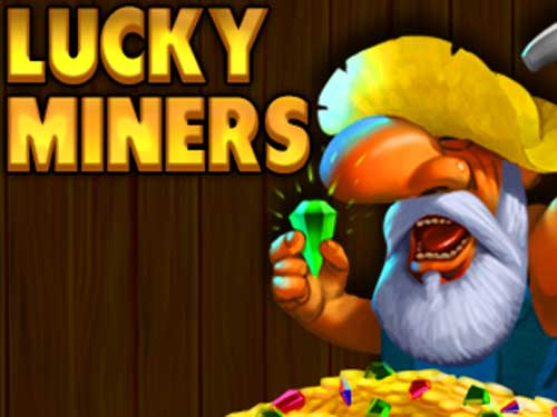 Lucky Miners logo