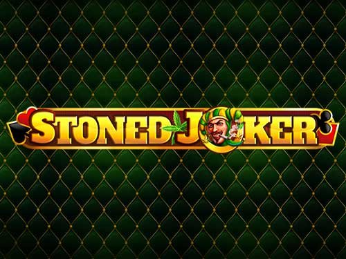 Stoned Joker background logo