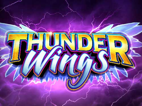Thunder Wings background logo
