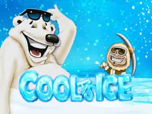 Cool As Ice background logo
