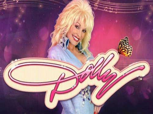 Dolly Parton background logo