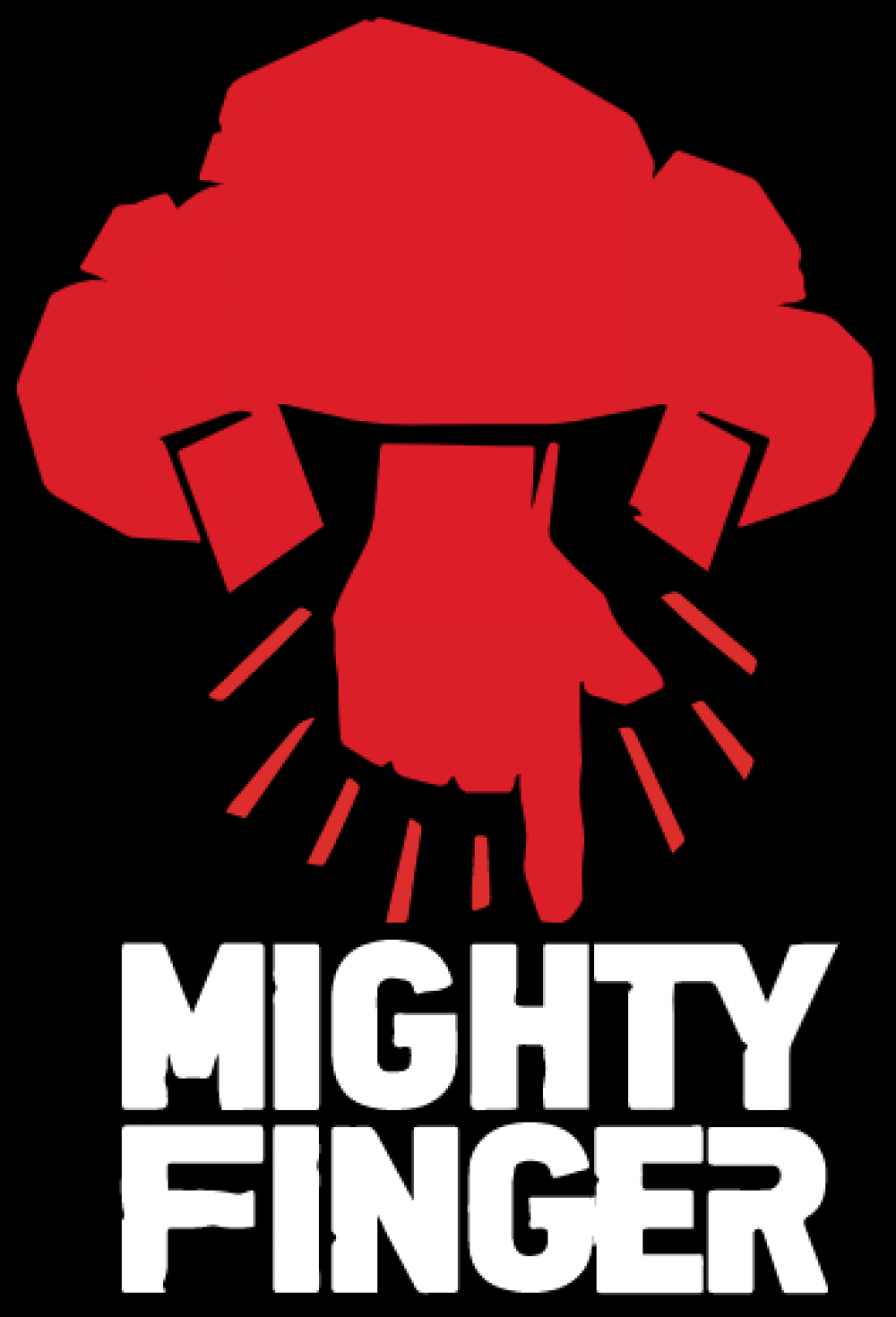 Mighty Finger logo